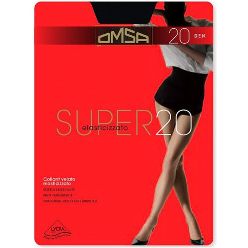 Колготки женские Omsa Super 20 den