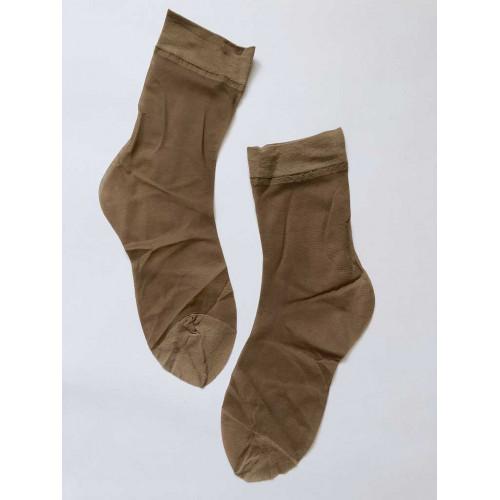 Пучки женские (носки) простые дешевые Девушка
